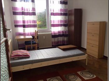 Appartager BE - Furnished Room to Rent near La Chasse/Etterbeek - Etterbeek, Bruxelles-Brussel - 550 € / Mois