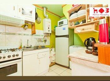CENTRAL ROOM/QUIET/CLEAN/friendly