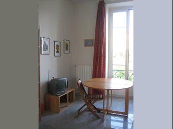Chambre dans grand appartement en plein centre