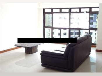 Master/Common room next to Pioneer MRT. No Owner.