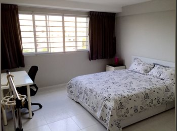 EasyRoommate SG - Cosy spacious room to let - Singapore, Singapore - $850 pcm