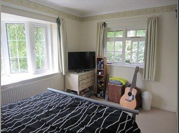 EasyRoommate UK - Double room en suite in East Grinstead - East Grinstead, East Grinstead - £475 pcm