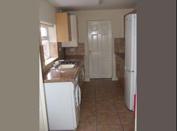 EasyRoommate UK - Double room in female prof houseshare with cleaner - Wrexham, Wrexham - £300 pcm
