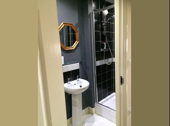 EasyRoommate UK - Ground floor single room with own bathroom with sh - Hyde, Tameside - £350 pcm
