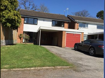 Detached House in Private Road in Leafy Edgbaston