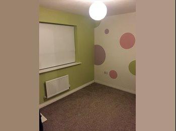 EasyRoommate UK - Fully Furnished Double Room - Brymbo, Wrexham - £450 pcm
