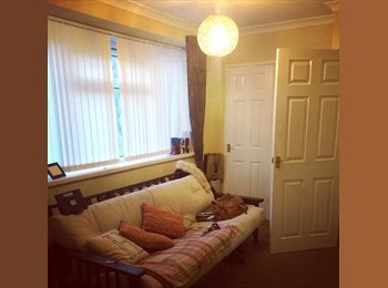 EasyRoommate UK - Large double room available in modern flat.  - Falmouth, Falmouth - £325 pcm
