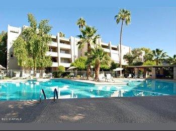 EasyRoommate US - Room in Old Town Scottsdale, Utilities Included - Scottsdale, Scottsdale - $750 pcm
