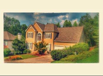 EasyRoommate US - Terrace level apartment available - Marietta, Atlanta - $850 pcm