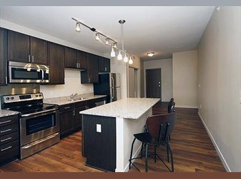 Room for rent at the Elysian Apartments
