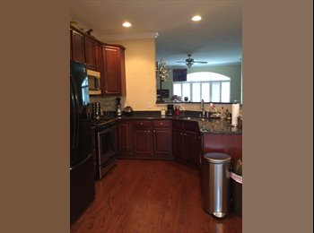 Roommate Needed for 3-Story Townhouse