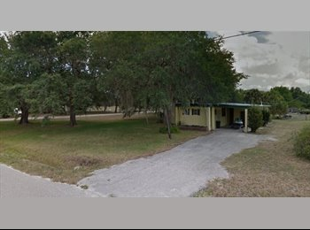 EasyRoommate US - Cozy House in country - Arcadia, Other-Florida - $750 pcm