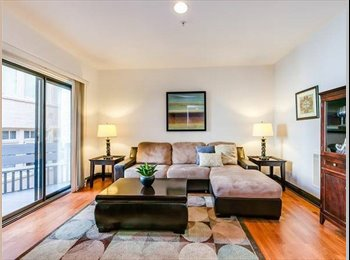 EasyRoommate US - $3500 / 1br - 538ft2 - SF Nob Hill Furnished 1br a - Nob Hill, San Francisco - $3,500 pcm