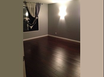 Master Bedroom with Garage Parking Available June 1st