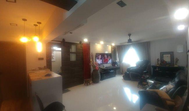 Master Rm $1550 avail Upper Bt Timah 1 June15 - Upper Bukit Timah, D21-24 West - Image 1