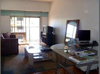 CompartoDepto AR - Habitación en dpto de 4 amb. Equipado - Villa Crespo, Capital Federal - AR$ 4.000 por mes