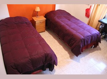 CompartoDepto AR - habitación doble, un lugar disponible! - Córdoba Centro, Córdoba Capital - AR$ 2.000 por mes