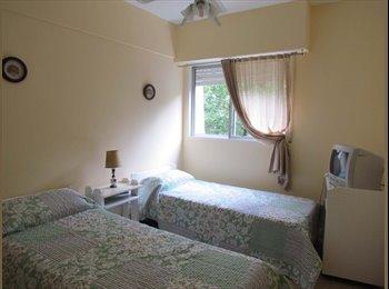 CompartoDepto AR - Habitación compartida cerca ciudad universitaria - Nuñez, Capital Federal - AR$ 2.850 por mes