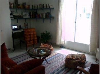 ROOM, OFFICE & PRIVATE BATHROOM  in Belgrano
