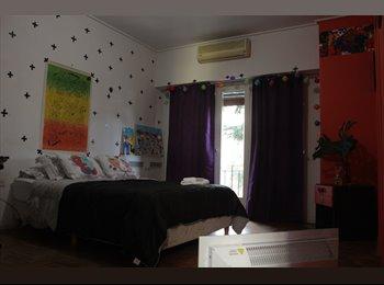 CompartoDepto AR - Beatifull House /Bedroom in resident art´s - Nuñez, Capital Federal - AR$ 6.500 por mes