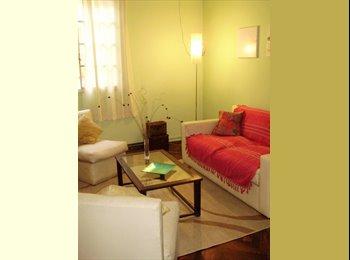 CompartoDepto AR - Alquilo Dpto muy amplio y luminoso en Palermo Soho - Palermo, Capital Federal - AR$ 7.500 por mes