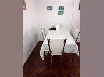 CompartoDepto AR - alquilo hab individual para completar depto mujer - Rosario Centro, Rosario - AR$ 2.000 por mes