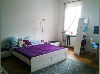 EasyWG AT - Schönes helles WG-Zimmer 28m2 im 2. Bezirk ab Juni - Wien, Wien - 384 € pm