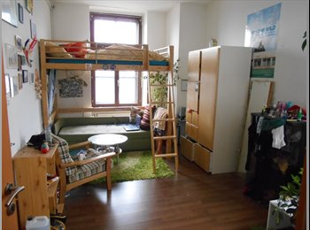 EasyWG AT - Suche Nachmieter für großes und sonniges WG Zimmer - Innenstadt, Graz - 310 € pm