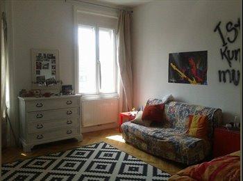 EasyWG AT - 23 m2 großes, helles Zimmer in 5er WG im 6.Bezirk - Wien  6. Bezirk (Mariahilf), Wien - 366 € pm
