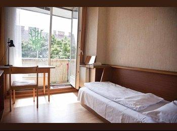 Studentenheim Zimmer im 8. Bezirk