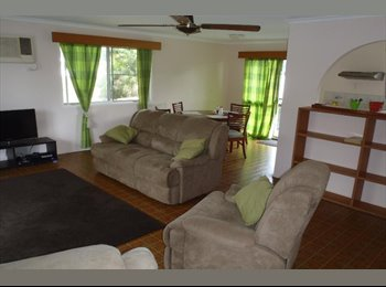 Well equiped, spacious room