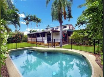 EasyRoommate AU - One room for rent in Annandale, 5 min to/from UNI - Annandale, Townsville - $175 pw