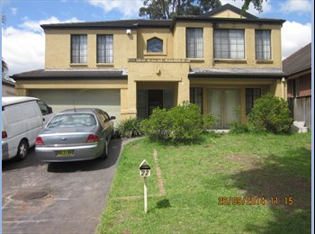 EasyRoommate AU - Modern house fully furnished rooms available - Kellyville, Sydney - $250 pw