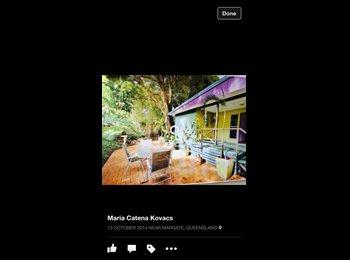 EasyRoommate AU - Homeless and crises  - Margate Beach, Brisbane - $250 pw