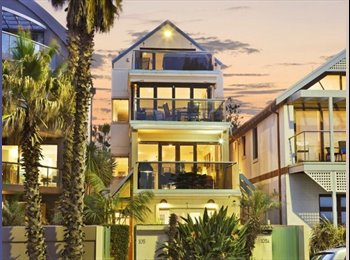 EasyRoommate AU - Penthouse Room w Huge Private Balcony, Ensuite, Wa - Manly, Sydney - $460 pw