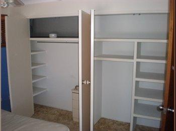 ONE DOUBLE ROOM, 2 IF NEEDED