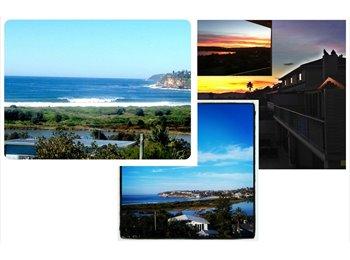 EasyRoommate AU - Spectacular Long Reef Beach House - Collaroy, Sydney - $280 pw