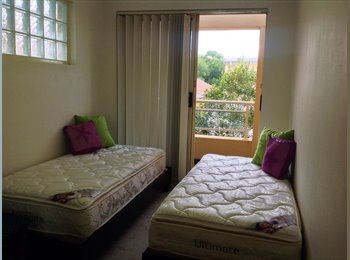EasyRoommate AU - Room for rent for 2, 170$ pw per person all bills included - Parramatta, Sydney - $170 pw
