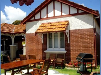 Rooms for rent in Mt Lawley