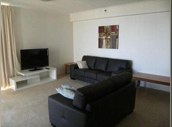 EasyRoommate AU - Apartment with FREE Internet- 1 Secure car space - Brisbane, Brisbane - $170 pw