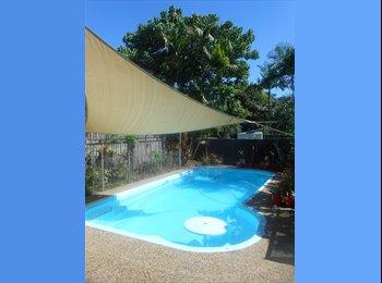 EasyRoommate AU - F/F Room in Spacious Queenslander with Pool & Wifi - Earlville, Cairns - $150 pw