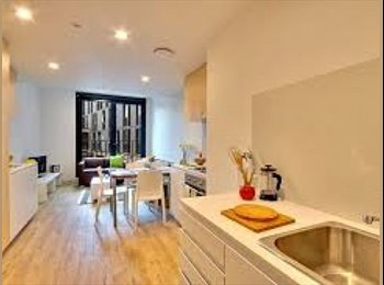 EasyRoommate AU - Modern Urban living in the heart of Sydney - Redfern, Sydney - $400 pw