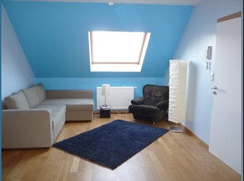 Appartager BE - STUDIO A LOUER - Uccle-Ukkel, Bruxelles-Brussel - 550 € / Mois