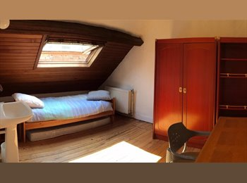 Appartager BE - maison coloc montjoie - Uccle-Ukkel, Bruxelles-Brussel - 450 € / Mois