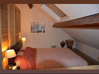Appartager BE - Chambre double - Colocation pour une personne ou un couple - Louvain-la-Neuve, Louvain-la-Neuve - 500 € / Mois