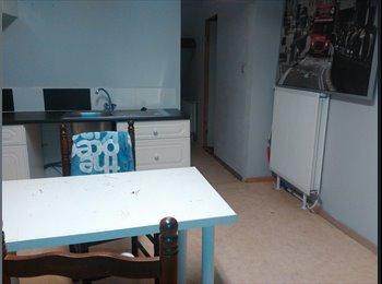 Appartager BE - studio GENT - Wondelgem, Gand-Gent - 390 € / Mois