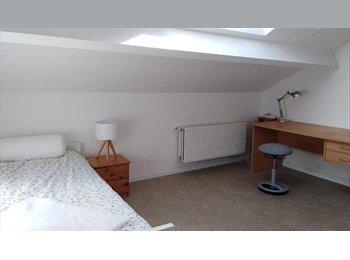 Appartager BE - Chambre lumineuse dans villa - Louvain-la-Neuve, Louvain-la-Neuve - 310 € / Mois