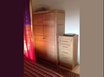 Appartager BE - Chambre style indien à louer - Ixelles-Elsene, Bruxelles-Brussel - 450 € / Mois