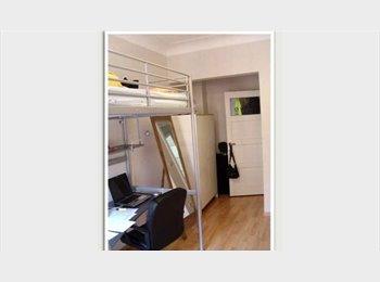 Appartager BE - Belle grande chambre / kot - Forest-Vorst, Bruxelles-Brussel - 430 € / Mois