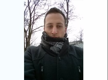 Appartager BE - Michail  - 27 - Bruxelles-Brussel